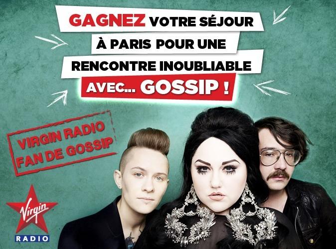 Jeu-concours : rencontrez le groupe Gossip avec Virgin Radio !