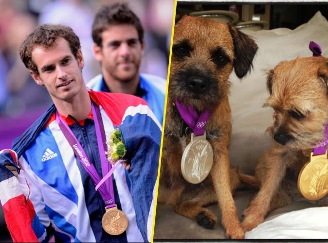 JO 2012 : Andy Murray : ses médailles volées !