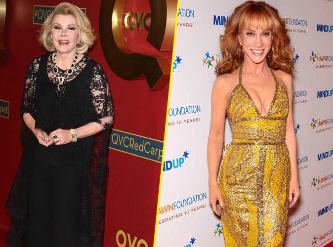 Joan Rivers : on sait qui va officiellement la remplacer dans Fashion Police !
