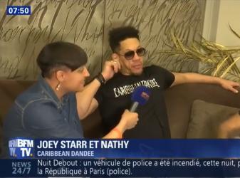 JoeyStarr : nouveau rebondissement, nouvelle victime...