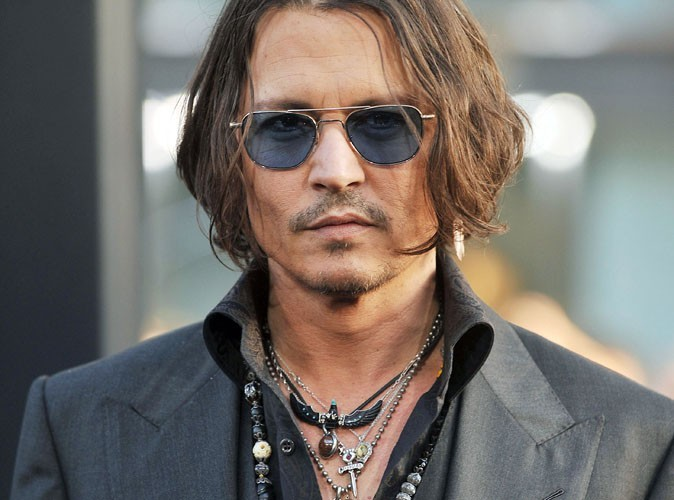 Johnny Depp : adopté par la nation Comanche !
