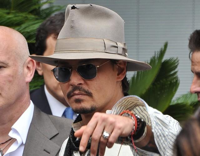 Johnny Depp cousin de la Reine d'Angleterre ?
