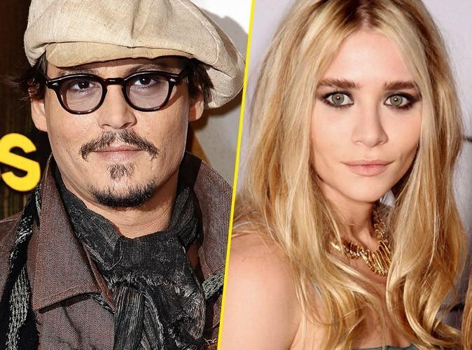 Johnny Depp : en couple avec Ashley Olsen,  la nouvelle folle rumeur qui plane sur le chéri de Vanessa Paradis…