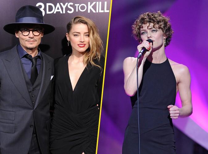 Johnny Depp et Amber Heard : ils auraient invité Vanessa Paradis à leur mariage !