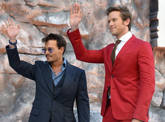 Johnny Depp et Armie Hammer : si Lone Ranger ne marche pas, c'est la faute des critiques !