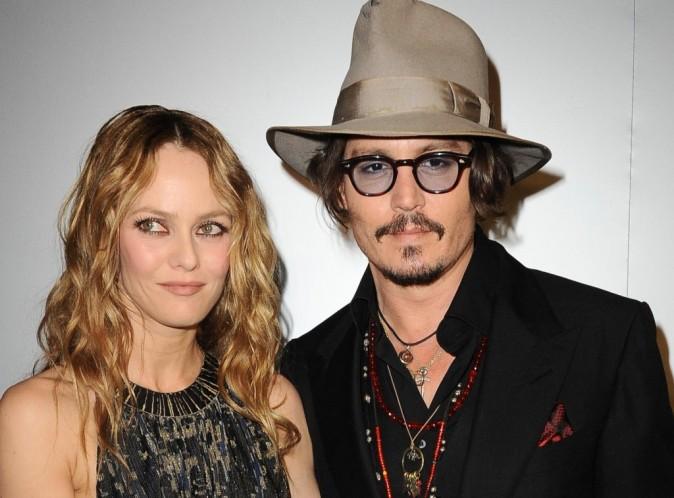 Johnny Depp et Vanessa Paradis au bord de la rupture ?