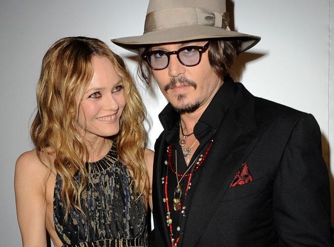 Johnny Depp et Vanessa Paradis : leur séparation confirmée !