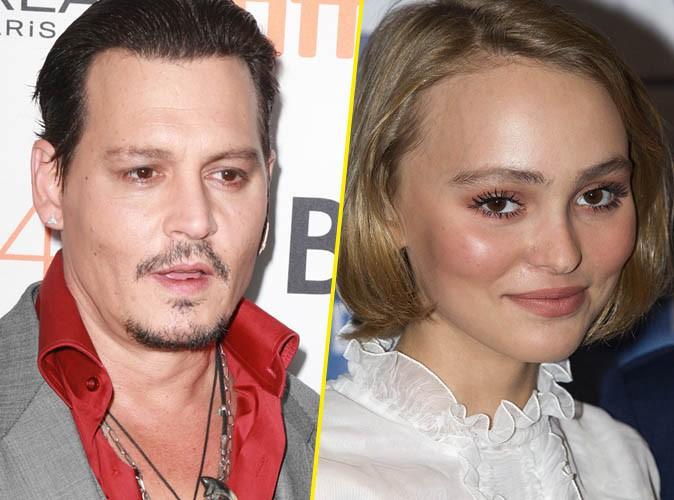 """Johnny Depp évoque sa fille Lily-Rose : """"Je suis très fier d'elle"""" !"""