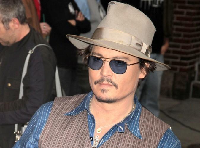 Johnny Depp : il a failli disparaître dans un accident d'avion !