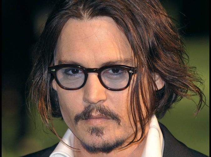 Johnny Depp : méconnaissable en vampire !