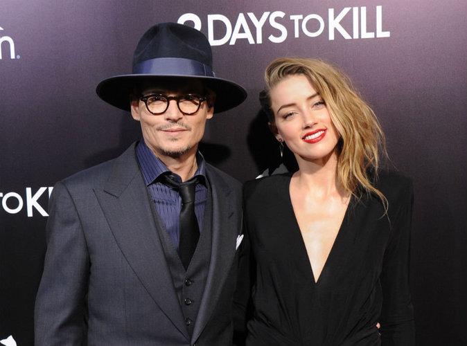 Johnny Depp n'a pas du tout été perturbé par son divorce avec Amber Heard !