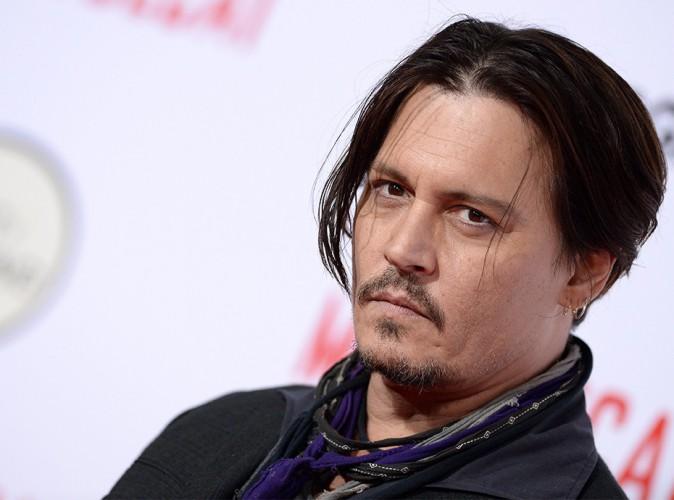 Johnny Depp : ses chiens menacés d'euthanasie !