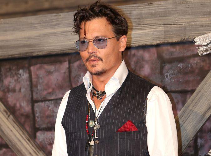 Johnny Depp : ses enfants connaissent Amber Heard !