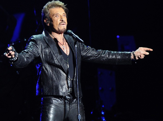 Johnny Hallyday : concert caritatif surprise ce week-end à Paris, toutes les places vendues en 4 minutes !