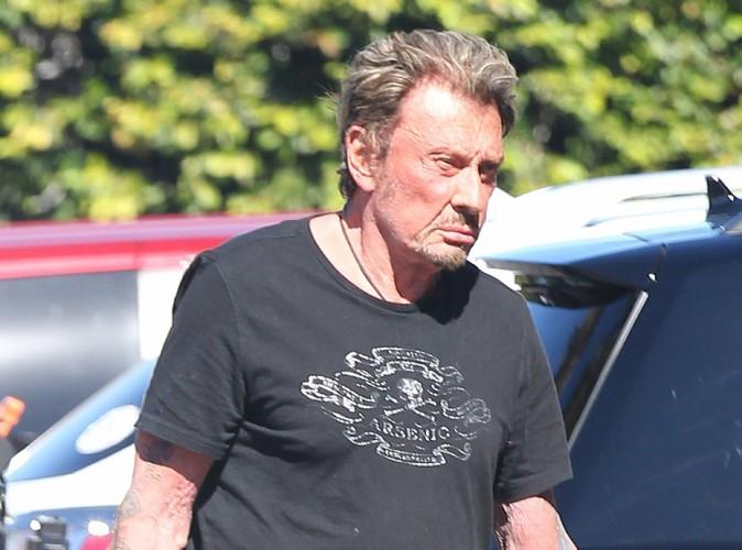 Johnny Hallyday : des coups de feu tirés dans sa maison !
