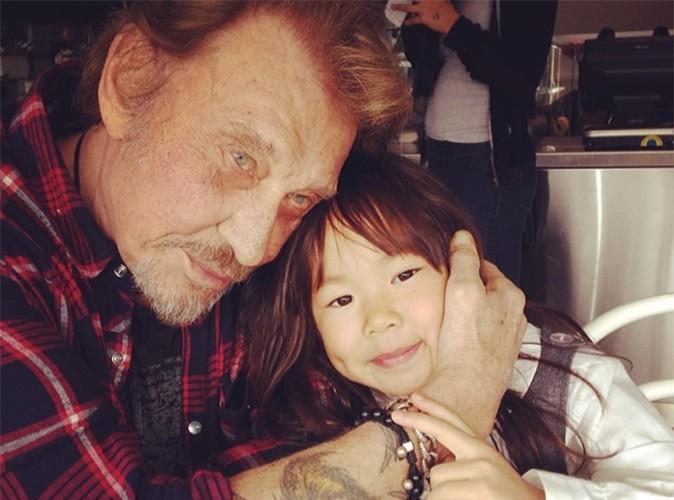 Johnny Hallyday : il reverse la totalité de son cachet d'acteur à une association pour enfants !