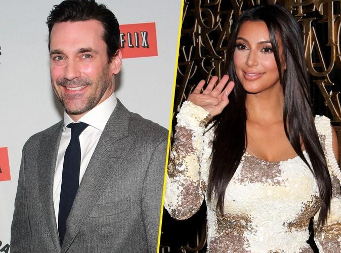 Jon Hamm : bizarre, ses excuses à Kim Kardashian !