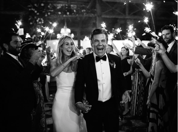 Josh Brolin : l'acteur s'est marié !
