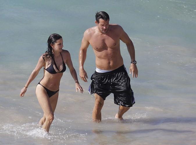"""Josh Hopkins : """"Je ne suis pas avec Courteney Cox mais elle est super hot"""" !"""
