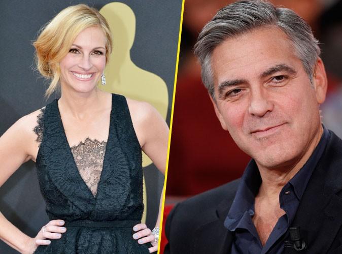 Julia Roberts : elle se confie, elle aussi, sur les fian�ailles de George Clooney !
