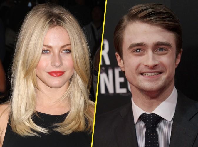 Julianne Hough: le cœur brisé par Daniel Radcliffe le jour de la Saint Valentin !