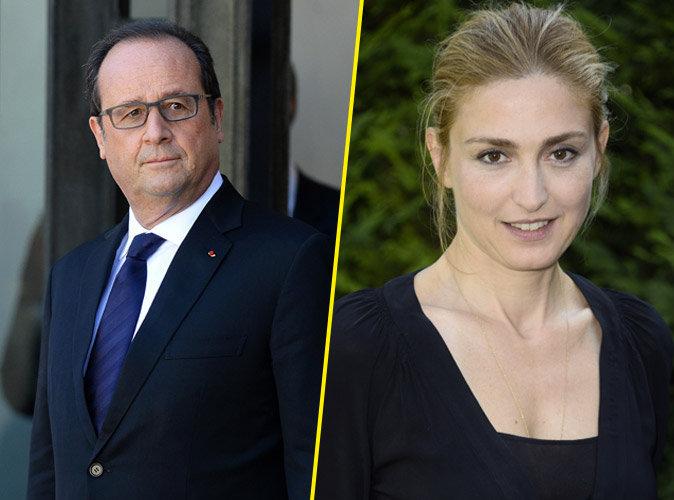 Julie Gayet aux côtés de François Hollande en 2017 !