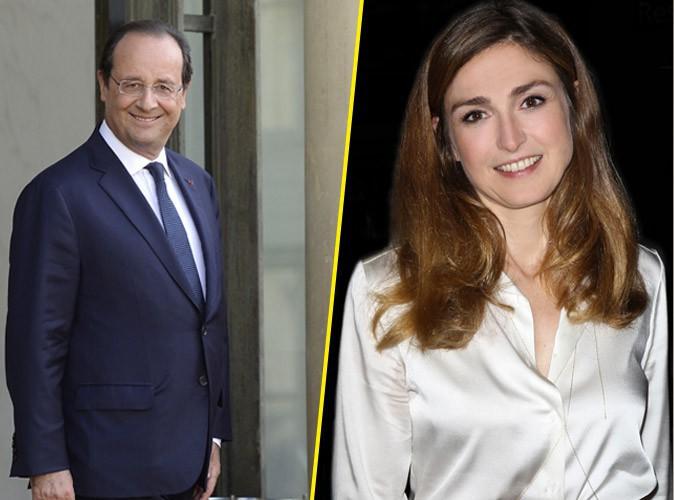"""Julie Gayet et François Hollande : pas de mariage mais une """"officialisation"""" cet été !"""
