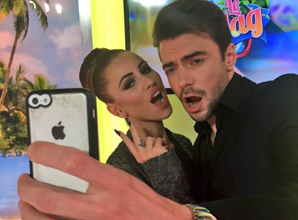 Julien Croquet et Gaëlle Garcia Diaz : ils disent tout sur Hollywood Girls 4 !