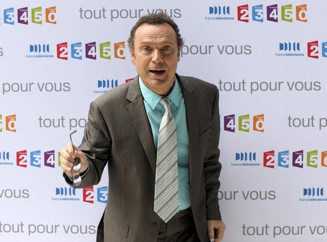 Julien Lepers : il attaque France Télévisions aux prud'hommes !