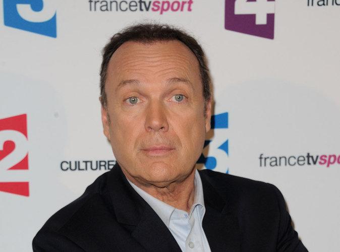 Julien Lepers ne veut plus d'un hommage sur France 3
