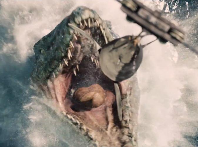 Jurassic World : une bande-annonce alléchante et ahurissante !