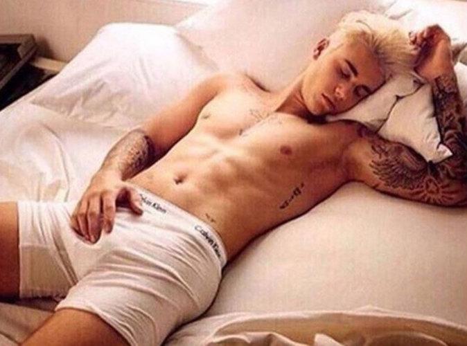 Justin Bieber a encore frappé. Il s'affiche très dénudé sur Instagram !