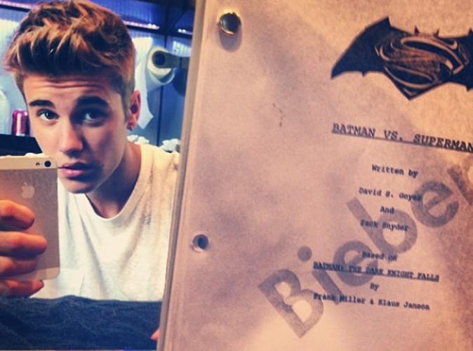 Justin Bieber : choisi pour incarner Robin dans le prochain Superman ?