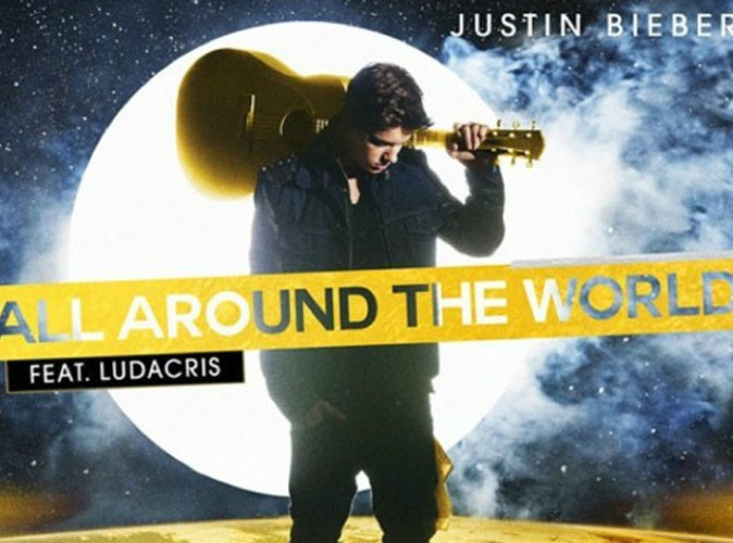 Justin Bieber : écoutez son nouveau titre, All Around The World !