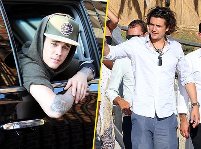 Justin Bieber : il provoque Orlando Bloom sur la toile… Les stars américaines s'en mêlent !