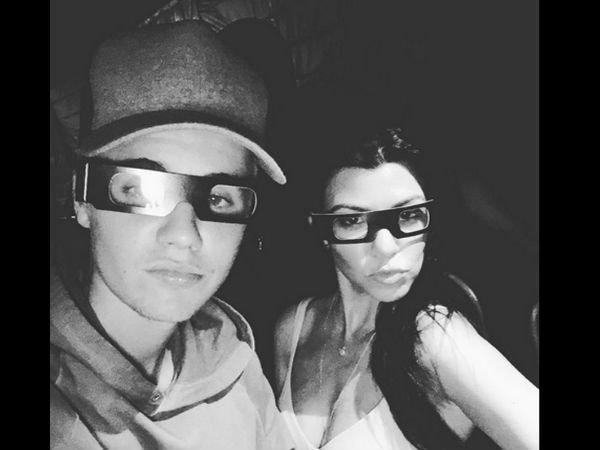 Justin Bieber : Le chanteur utilise Kourtney Kardashian pour booster son ego !