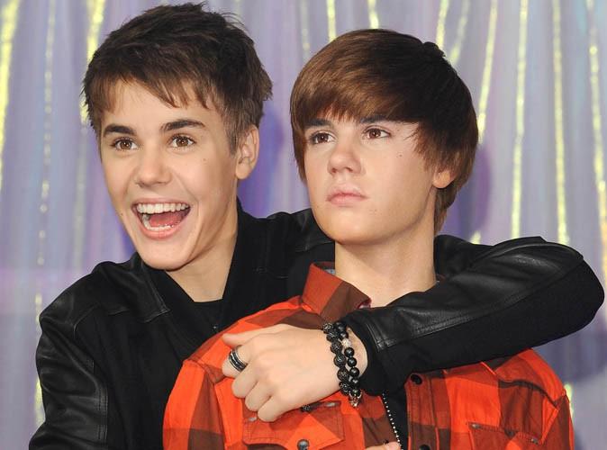 Justin Bieber : le musée Madame Tussaud de New-York enlève sa statue de cire !