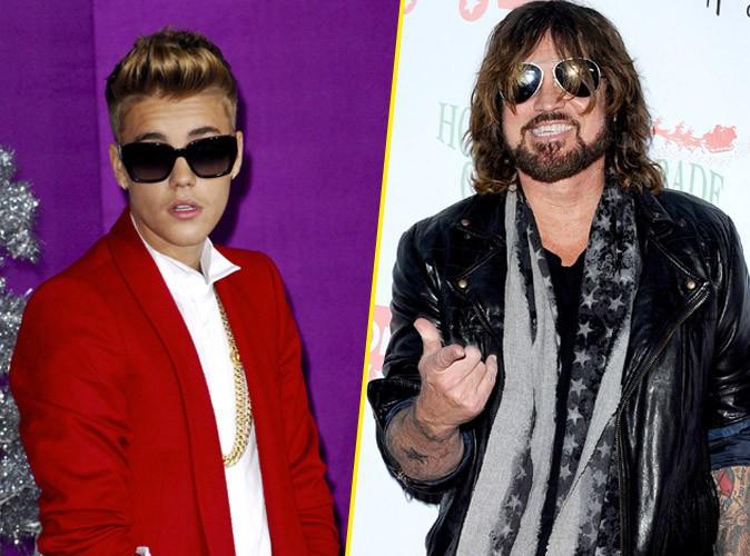 Justin Bieber : le père de Miley Cyrus a deux mots à lui dire !