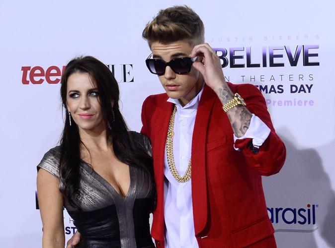 Justin Bieber : sa mère veut d'autres enfants !