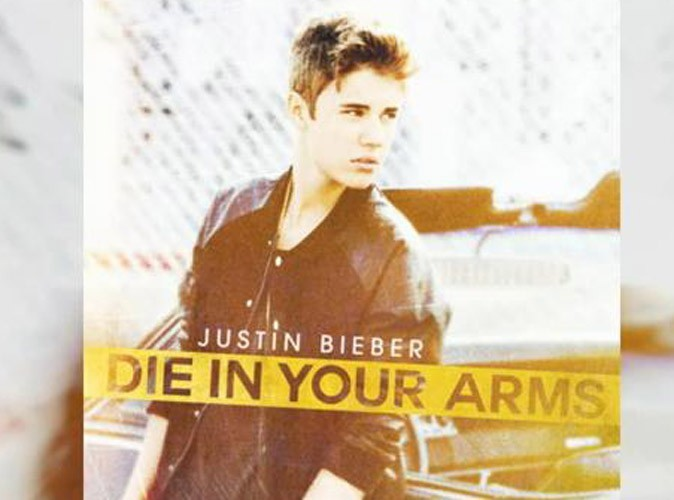 "Justin Bieber : son nouveau single très lover, ""Die In Your Arms"" !"