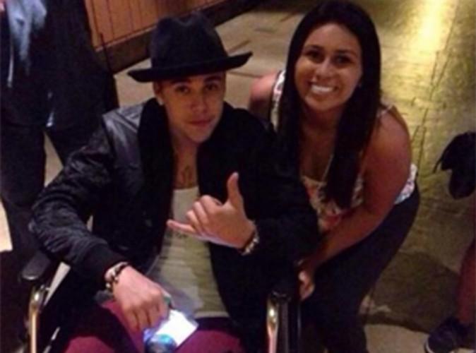 Justin Bieber : un fauteuil roulant pour ne pas faire la queue à Disneyland ?
