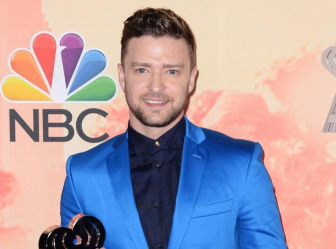 Justin Timberlake : Découvrez la première photo de son fils et lui !
