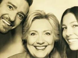Justin Timberlake est le nouveau BFF d'Hillary Clinton !