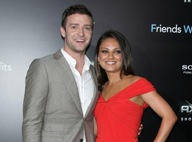 Justin Timberlake et Mila Kunis : Nouveau couple d'Hollywood ?!