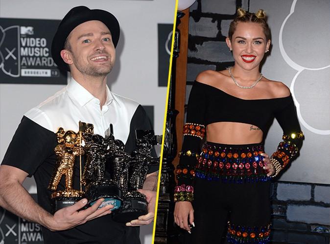 Justin Timberlake : il prend la défense de Miley Cyrus !