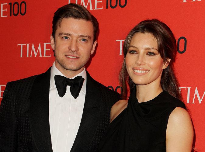 Justin Timberlake : larmes et déclaration d'amour à Jessica Biel !