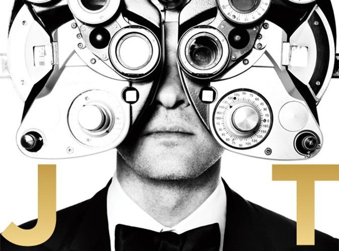 Justin Timberlake nous révèle la couverture de son nouvel album !