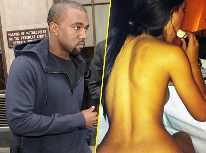Kanye West a-t-il tweeté une photo de Kim Kardashian nue ?