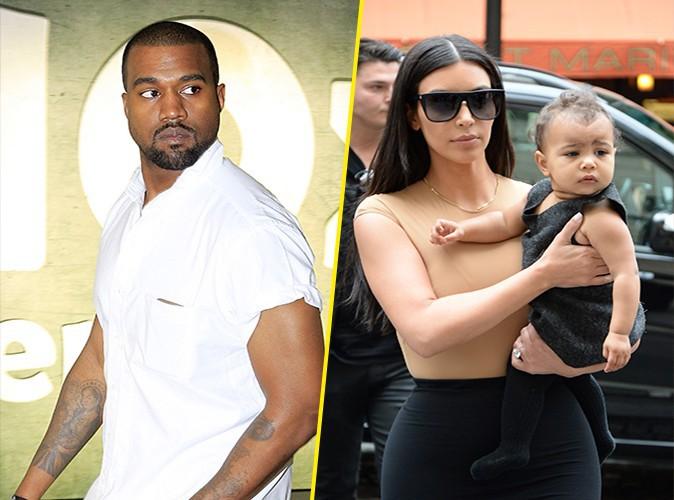 Kanye West : angoissé, il renforce la sécurité autour de North après son mariage avec Kim !