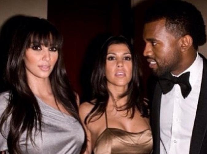 Kanye West : aurait-il aussi craqué pour Kourtney Kardashian ?